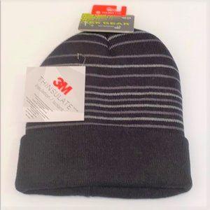 Tek Gear WarmTek Striped Knit Watch Cap